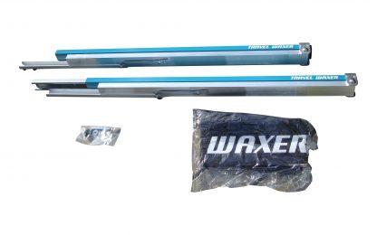 Delarna i Travel Waxer Bench