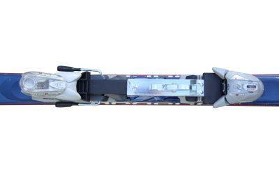 Alpine Adapter fastsatt i bindning